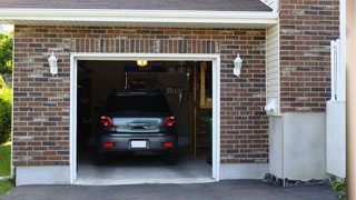 Garage Door Installation at Kessler Park Dallas, Texas
